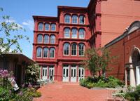 1840s Plaza Exterior