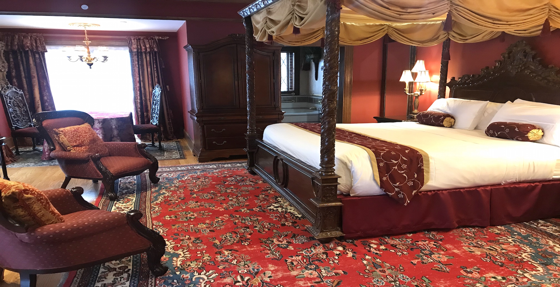 gramercy mansion tutor room