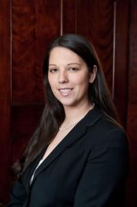 Officiant Raina Gover