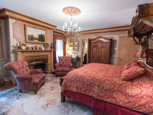 Ambassador's Room | Baltimore Bed and Breakfast room