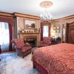 Ambassador's Room | Baltimore bed and breakfast room