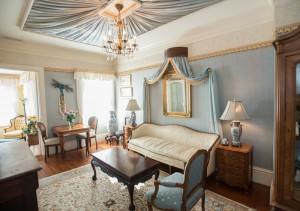 Blue Garden Suite 1