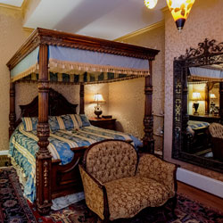 Cassatt Suite | Baltimore Bed & Breakfast