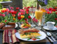 Gramercy Mansion Breakfast