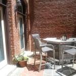 Cassatt Suite patio