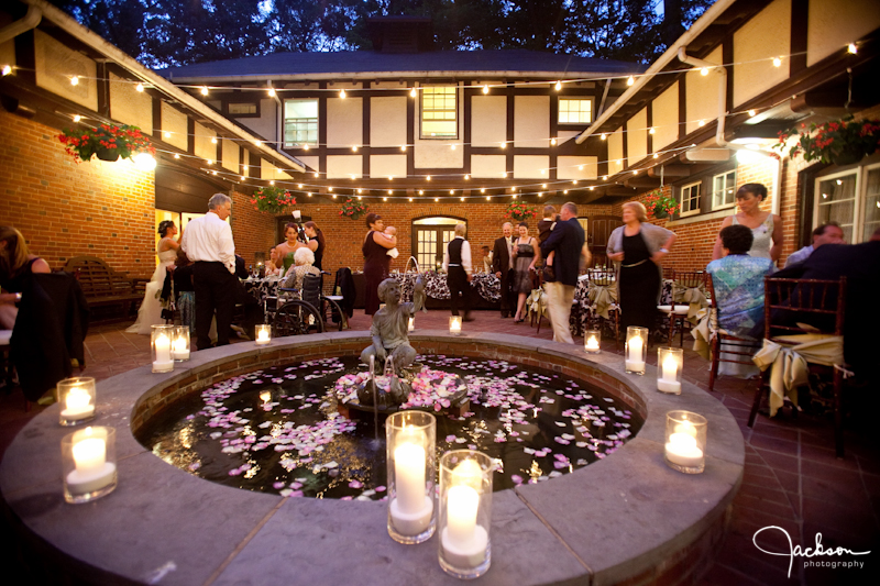 The carriage house maryland wedding venue rental rates for Hollywood mansion party rental
