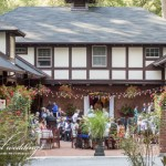 Carriage House courtyard, Artful Weddings by Sachs Photography
