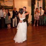 Carriage House dance floor | Maryland wedding venue