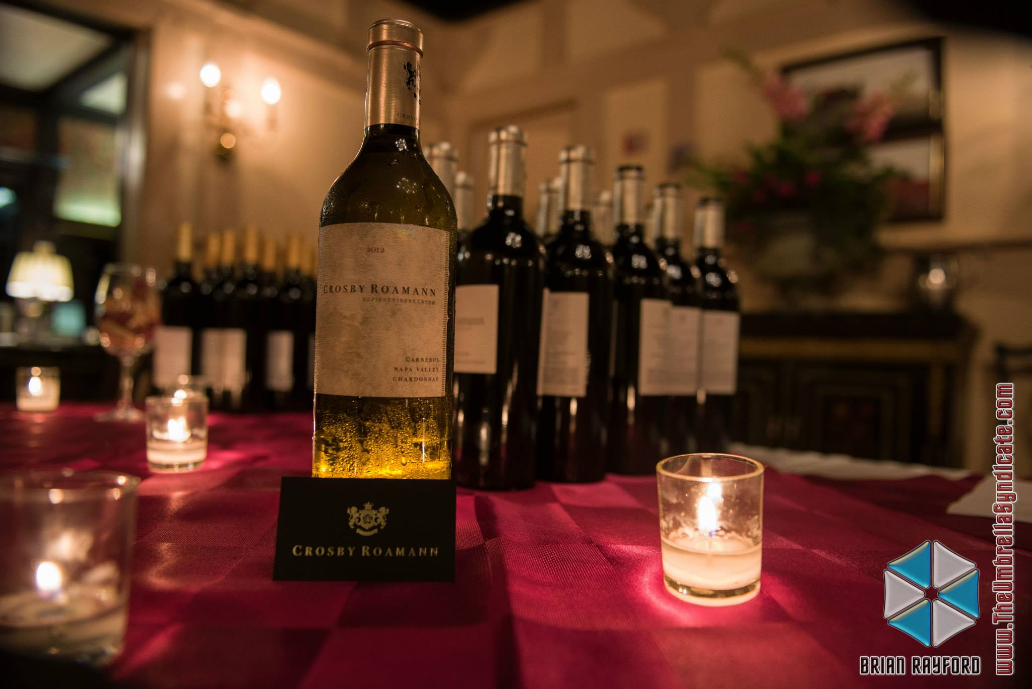 Wine Suppers Special Events Gramercy Mansion
