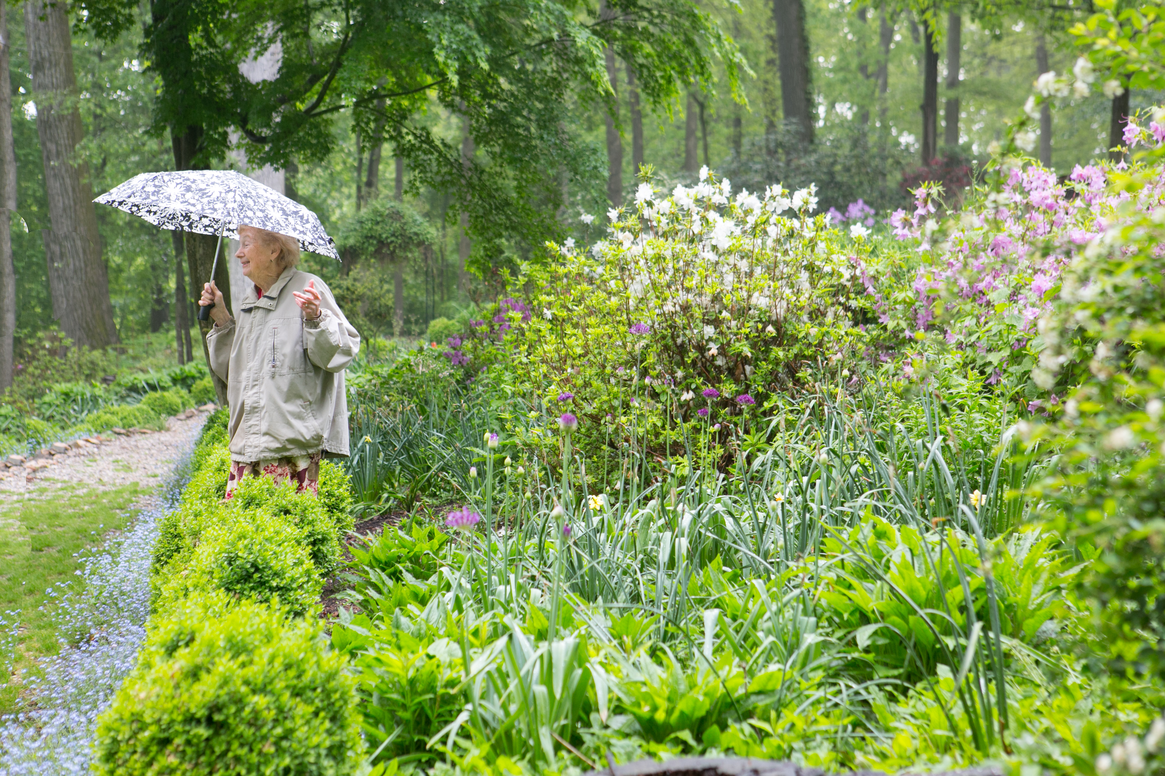 Stunning Maryland Garden Tours For The Public Gramercy Mansion