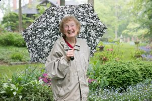 Anne in Spring Garden at Gramercy Mansion | Baltimore, MD B&B