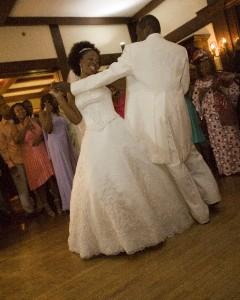 Bride and Groom Dancing Evan Bishop 2
