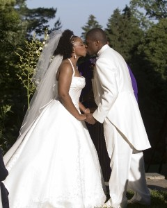 Bride and Groom Evan Bishop 1