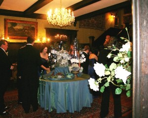 Foyer Center Table