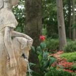 Garden Water Statue