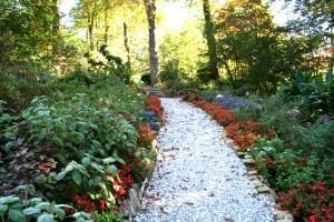 Gardens and Walkway