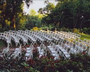 Wedding Ceremony Setup 1