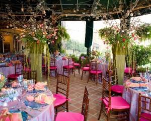 Wedding Reception Setup 2