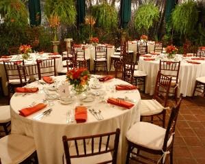 Wedding Reception Setup 3