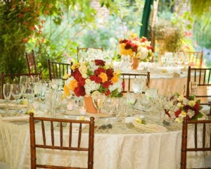 Wedding Reception Setup 8