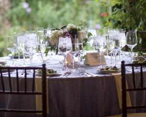 Wedding Reception Setup 9