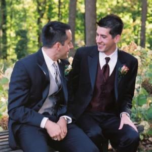 same sex wedding elopement