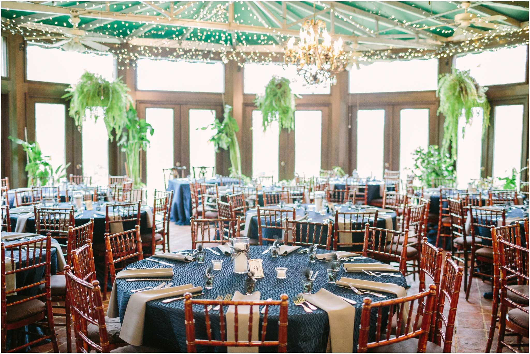 Winter Wedding Trends Indoor Venue