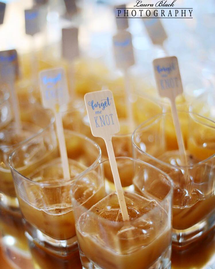 signature drink wedding catering