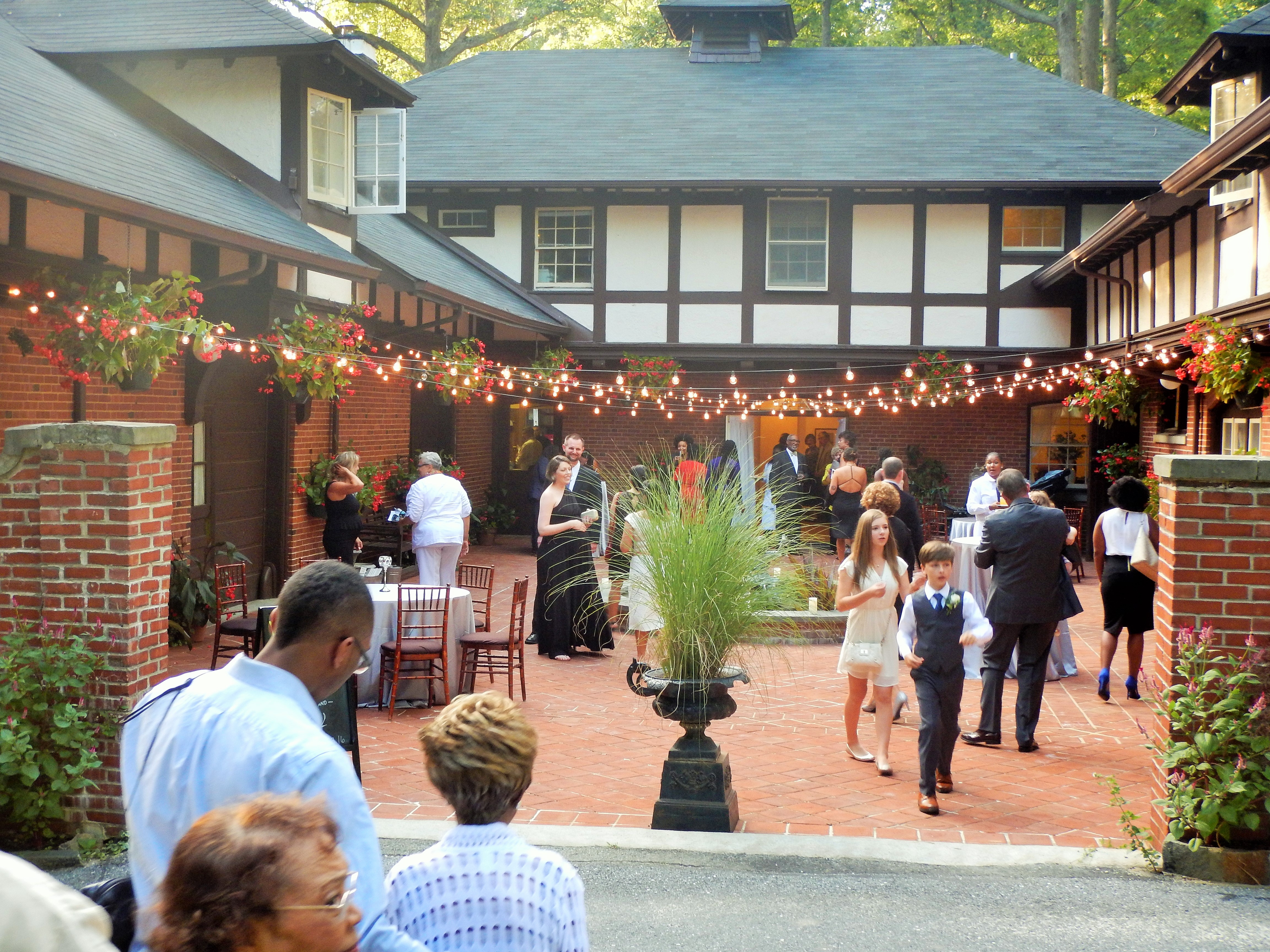 real wedding feature september carriage house wedding
