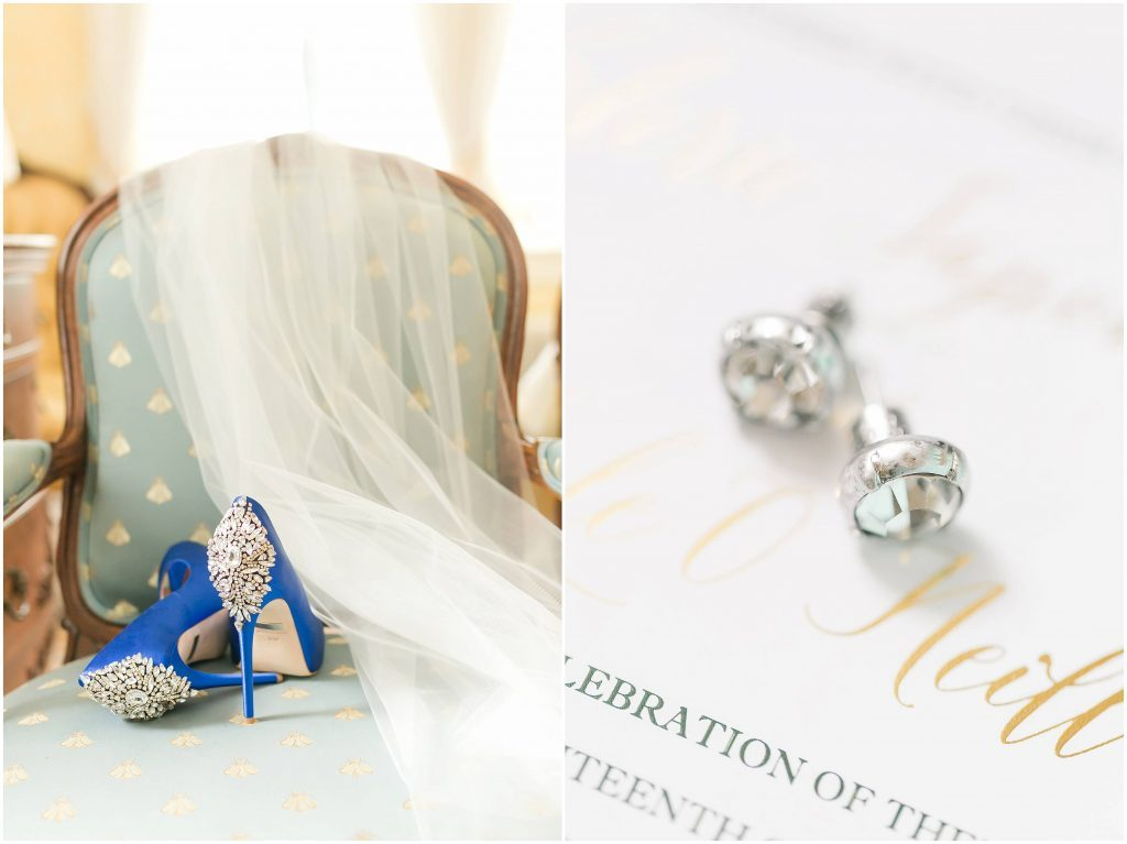 wedding details | Baltimore, MD wedding venue