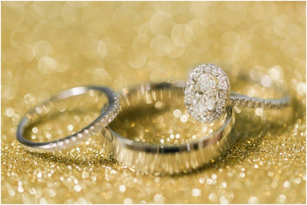 wedding rings | Baltimore, MD wedding