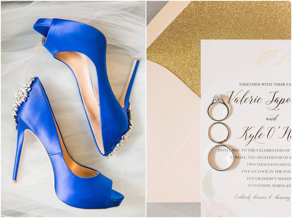 wedding details | Baltimore, MD wedding