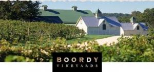 boordy vineyards holiday blog