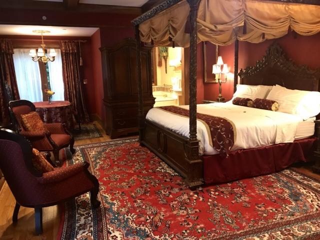 Tudor Room at Gramercy Mansion