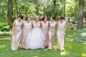 Bridal Party | Gramercy Mansion