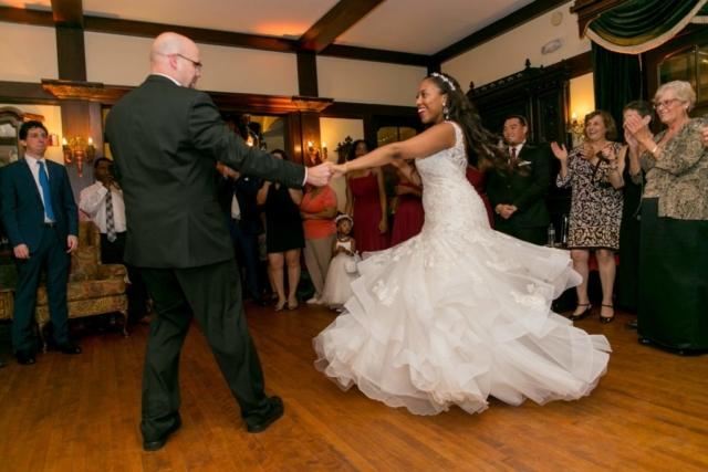 Gramercy Mansion Dance Floor