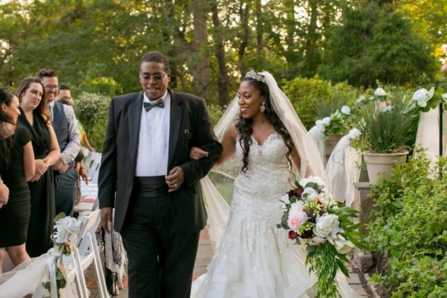Gramercy Mansion Bride
