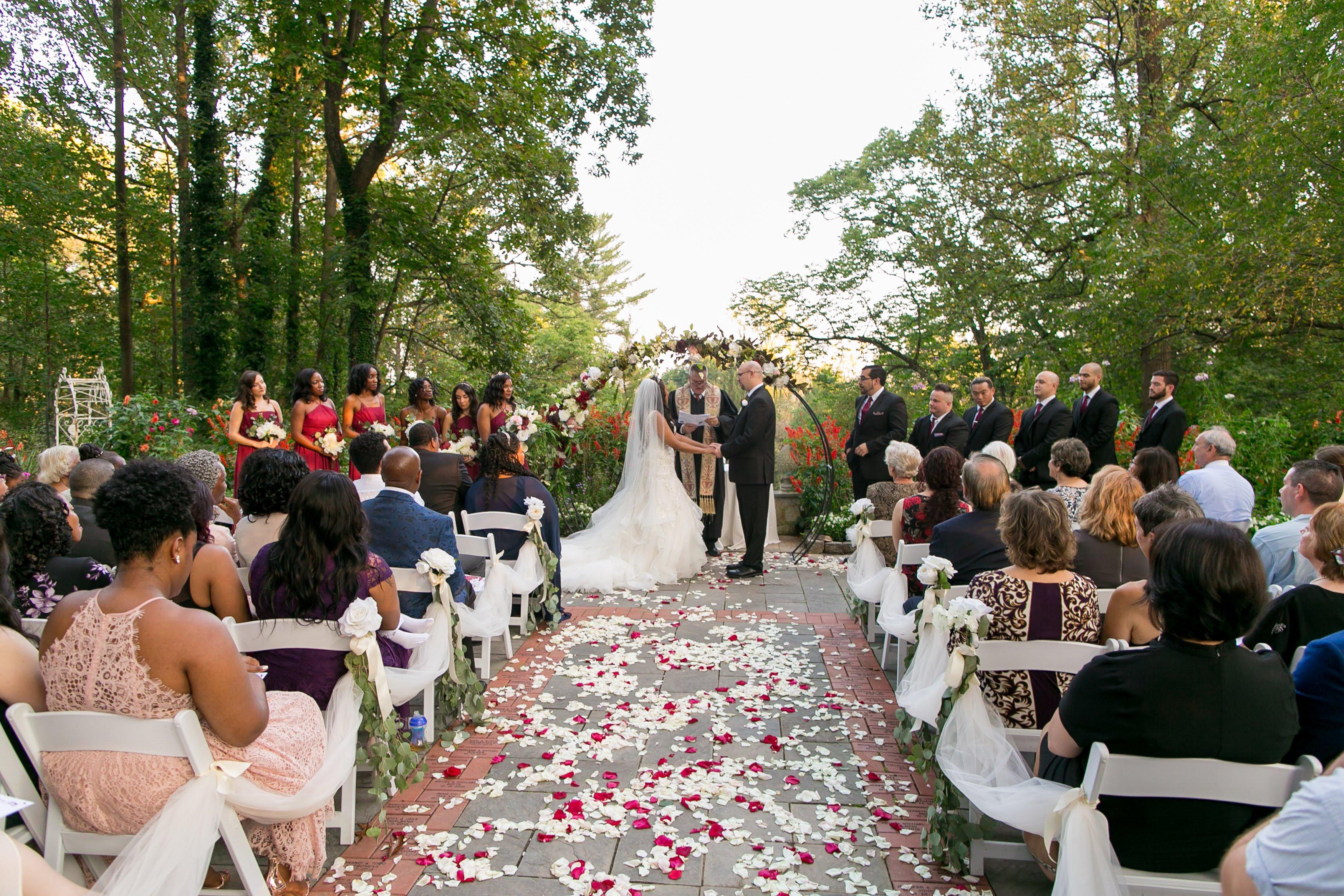 Gramercy Mansion Ceremony