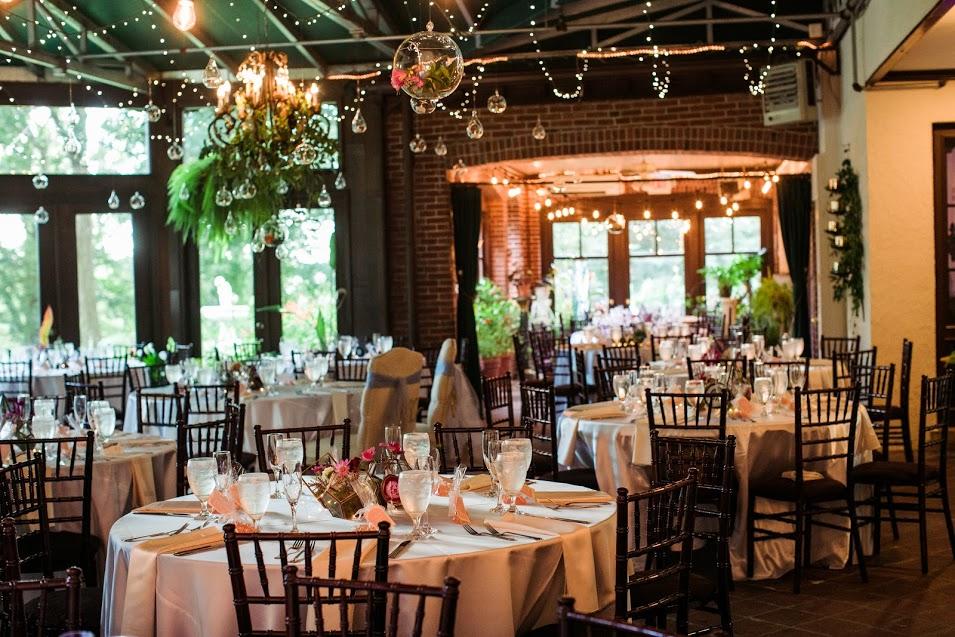 Gramercy Mansion Reception